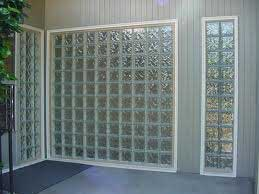 Glass Bricks Time Safety Tempered Glass